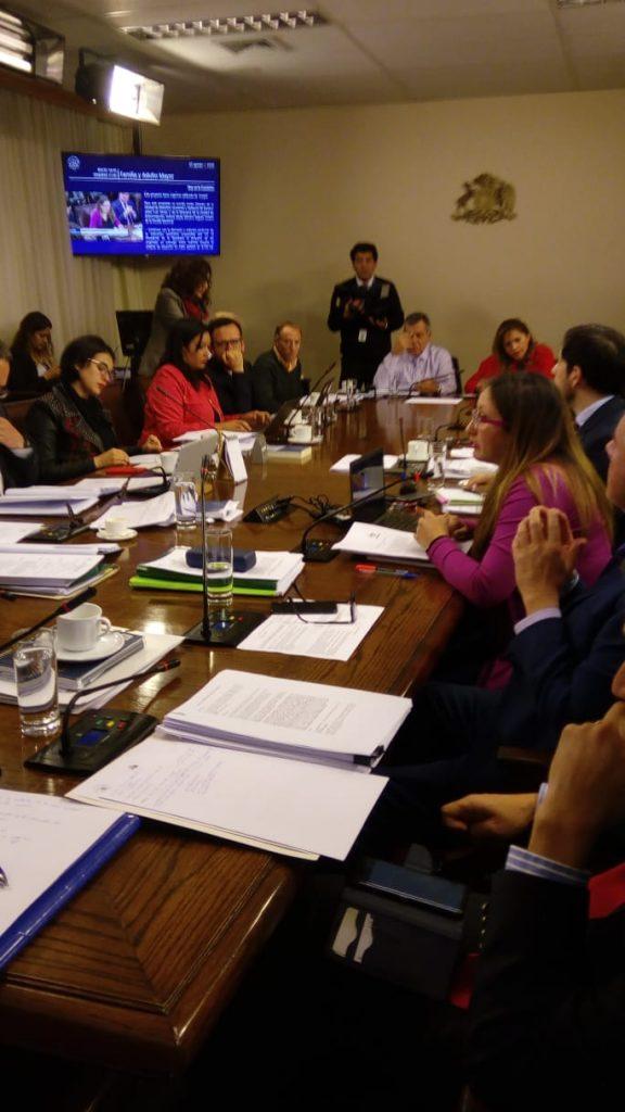 Cámara de Diputados nos invito para analizar aumento de subvención a OCAs