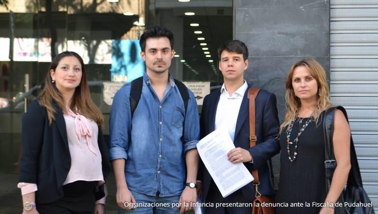 Adherimos a denuncia de Fundacion Para la Confianza por vulneraciones en CREAD Pudahuel