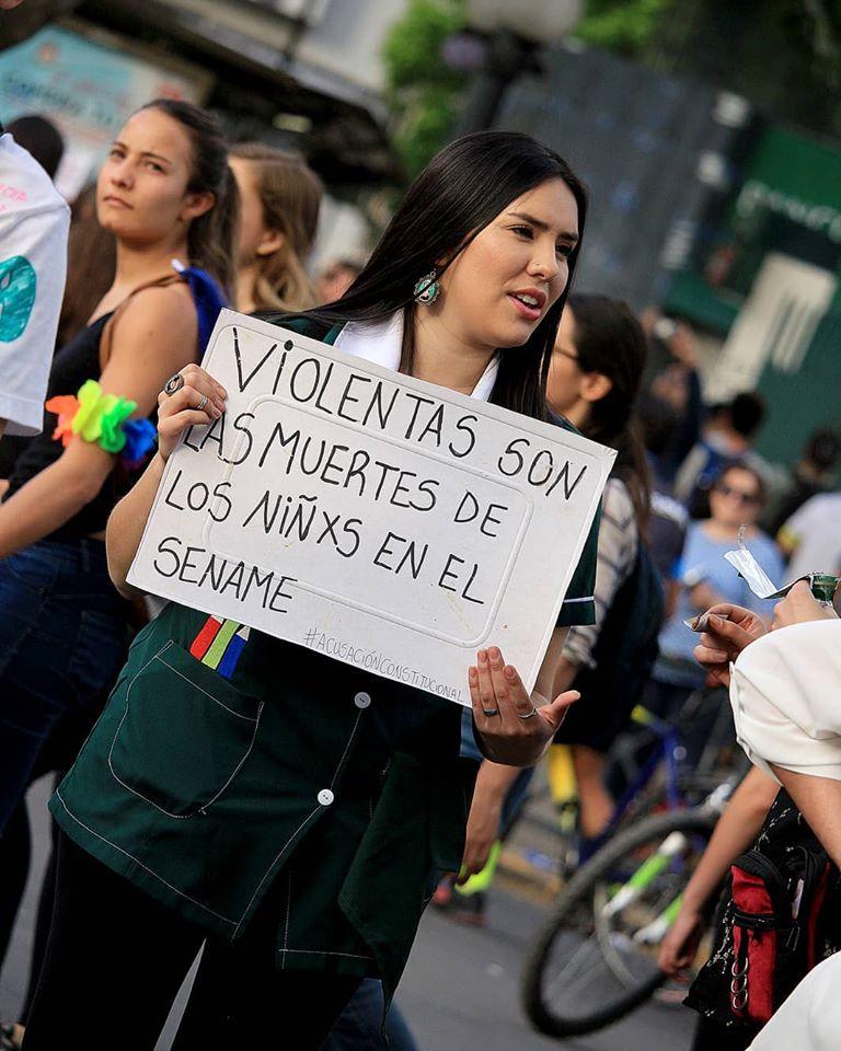 Estallido Social - Los efectos en niños y niñas en situación de calle / Reporte
